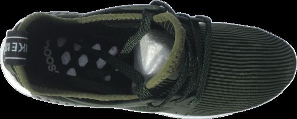 Фото Adidas NMD Зеленые с полоской - 2