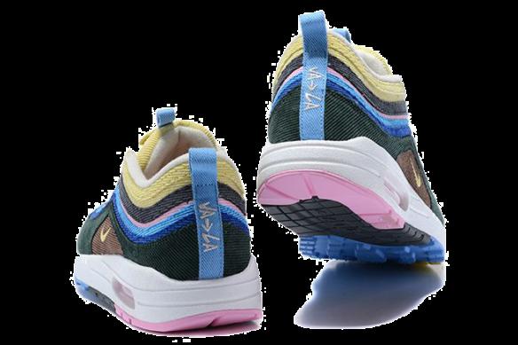 Фото Nike Air Max 197 Разноцветные - 1